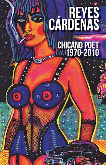 Chicano Poet by Reyes Cárdenas